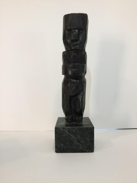Picasso Sculpture Front