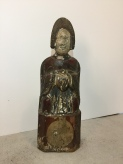 Taoist Female Figure Front
