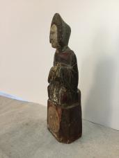 Taoist Female Figure Side