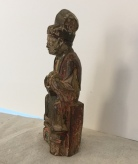 Taoist Male Figure Side
