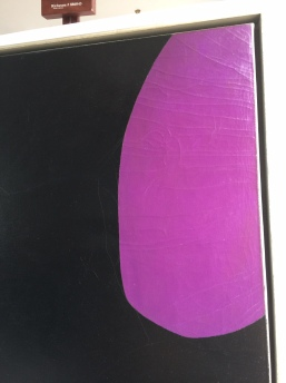 Cobalt Violet area stabilized