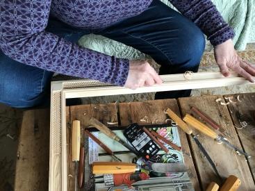 Frame Making Corner 2