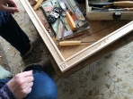 Frame Making Corner