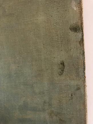 Fingerprint marks.