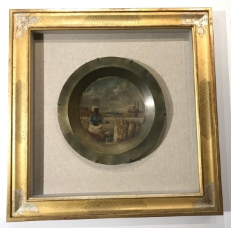 Walker Plate Final Framed Woman Crop