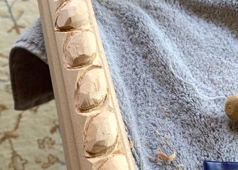 wood carving crop